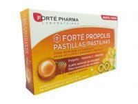 Pastillas para suavizar la garganta sabor miel Forte Pharma 24 unidades