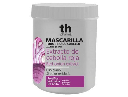Mascarilla con extracto de cebolla roja Th Pharma 700 ml