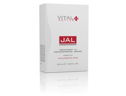 Vital + Active Serum Hidratación y Nutrición con ácido hialurónico