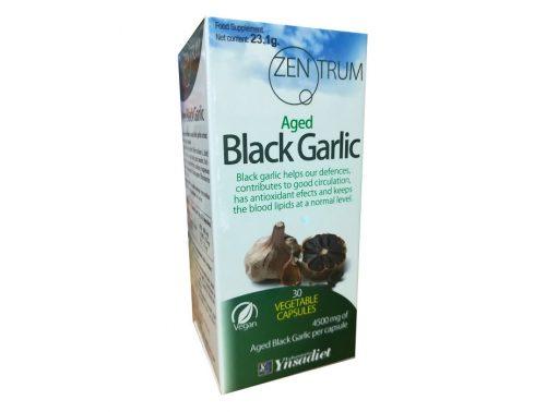 Ajo negro envejecido Ynsadiet 30 cápsulas vegetales