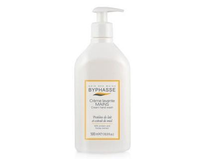 Jabón de manos cremoso con extracto de miel 500 ml
