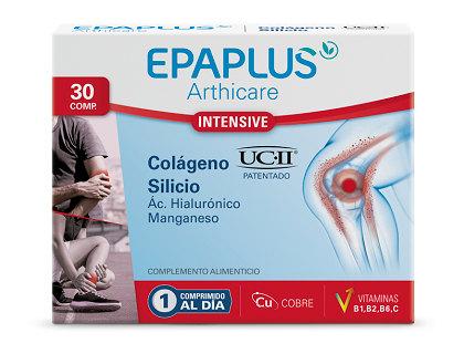 Colágeno con Silicio Epaplus Arthicare intensive 30 comprimidos