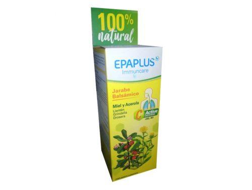Jarabe balsámico con miel y acerola Epaplus 150 ml