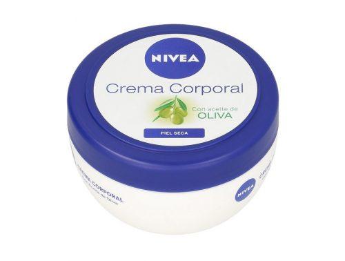 Nivea Crema corporal con aceite de oliva