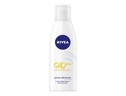 Leche Limpiadora Antiarrugas Nivea Q10 Plus
