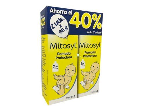 Mitosyl crema protectora pack de 2 unidades de 65 g