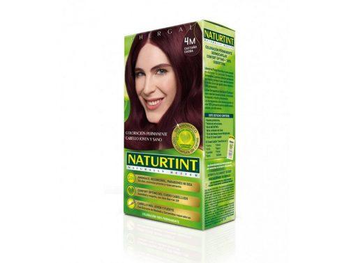 tinte sin amoniaco Naturtint 4M Castaño caoba