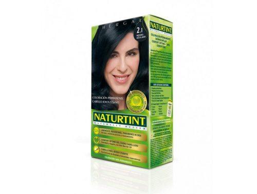 tinte sin amoniaco Naturtint 2.1 Negro azulado