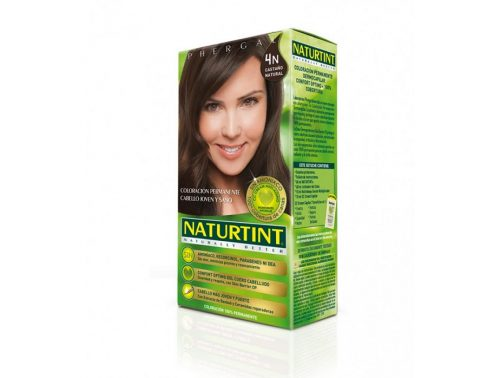 tinte sin amoniaco Naturtint 4N Castaño natural