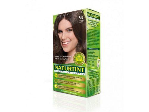 tinte sin amoniaco Naturtint 5N Castaño claro