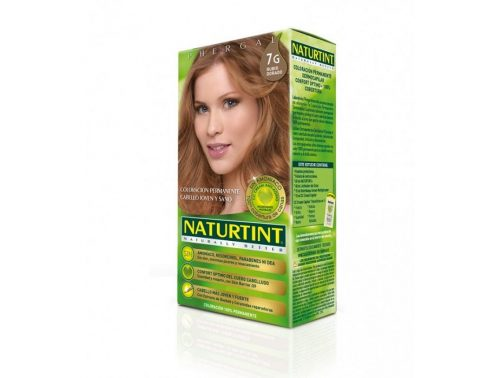 tinte sin amoniaco Naturtint 7G Rubio dorado