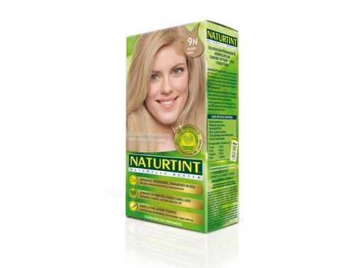tinte sin amoniaco Naturtint 9N Rubio miel