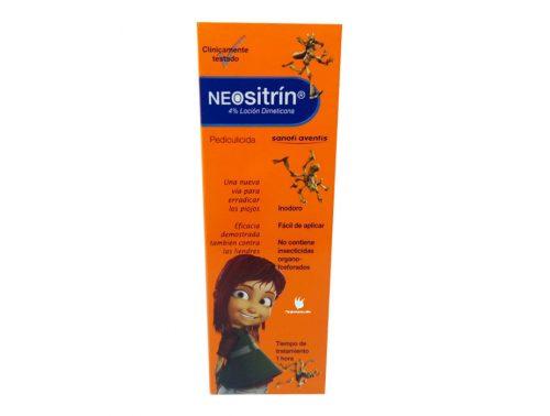 Neositrín Original tratamiento contra los piojos