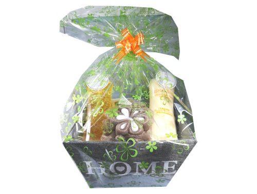 Cesta aromaterapia para regalo argán La Walkiria