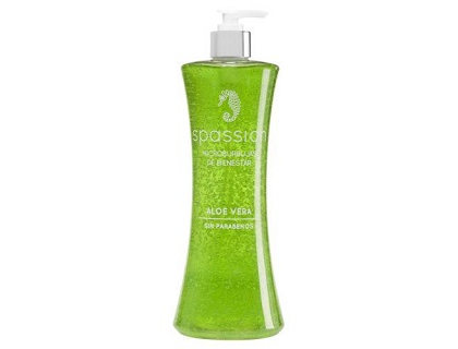 Gel de baño Aloe vera La Walkiria Spa 800 ml