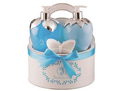 Set Regalo La Walkiria gel de baño, crema corporal y jabón