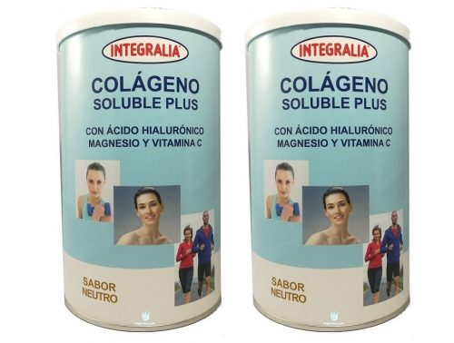 Pack de Colágeno Plus soluble Integralia sabor neutro