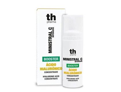 Ácido hialurónico Th Pharma Booster Ministral C 15 ml