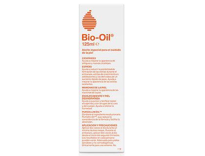 Bio oil aceite para estrías, manchas y cicatrices 125 ml