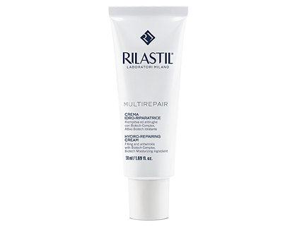 Crema hidratante y reparadora Rilastil Multirepair