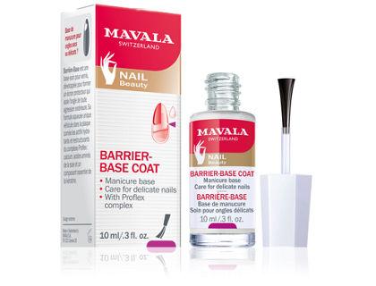 Base Barrera para el cuidado de uñas delicadas Mavala 10 ml