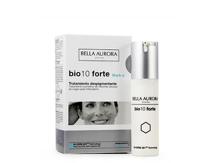 tratamiento despigmentante Mark-s Bella Aurora bio 10 Forte 30 ml