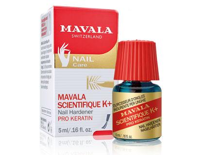 Endurecedor de uñas Científico K+ Mavala