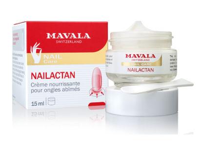 Crema nutritiva para uñas dañadas Nailactan Mavala