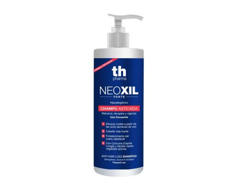 Champú anticaída Neoxil Forte Th Pharma 400 ml