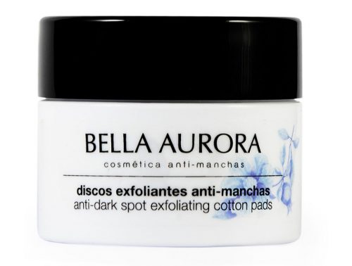 discos exfoliantes antimanchas Bella aurora 30 unidades