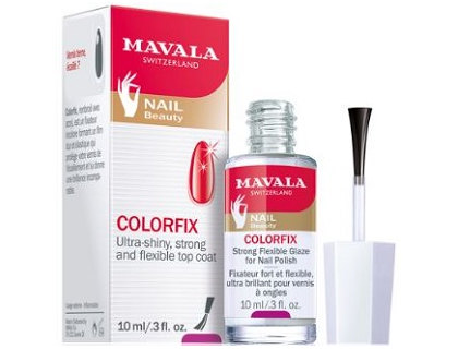 Mavala Colorfix top coat ultra-brillante 10 ml