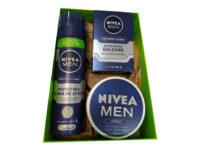 Cesta regalo Nivea men afeitado