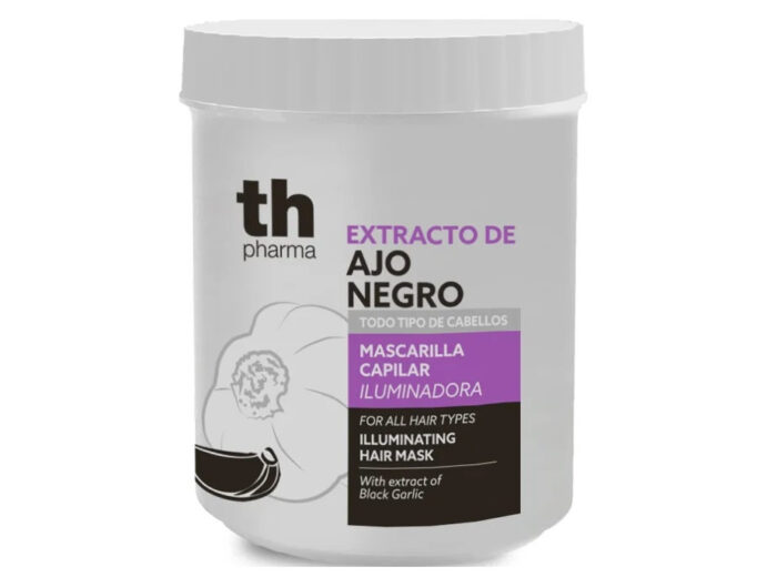 Mascarilla de ajo negro Th pharma 700 ml