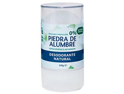 Piedra de alumbre desodorante 120 g